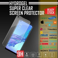 HYDROGEL ANTI GORES OPPO A53 2020 SUPER CLEAR QUALITY