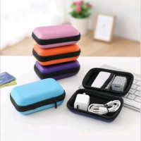 dompet headset earphone kabel charger casan hp serbaguna case hp