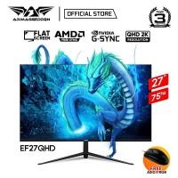 "Armaggeddon Pixxel+ Elite EF27QHD 2K QHD 27"" Gaming Monitor 75hz 5Ms"