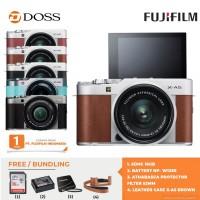 Fujifilm X-A5 Kit 15-45mm / Fujifilm XA5 / Kamera Fujifilm - Brown