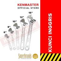 Kenmaster Kunci Inggris 12