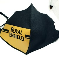 Masker Scuba Adjustable Royal Enfield