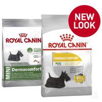 Royal Canin - 3kg Dermacomfort makanan anjing dog food