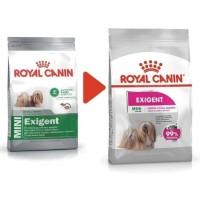 Royal canin - 3kg mini EXIGENT makanan anjing dog food