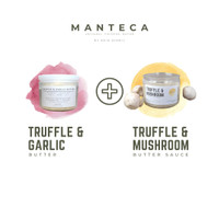 MANTECA - Butter and Butter Sauce Bundling - Truffle