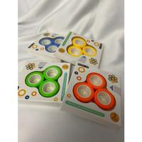 fingears magnetic ring full colour fingear spinner masa kini COD