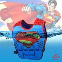 Pelampung Renang Anak bergambar Superhero, Bahan bagus 020-12 - Superman