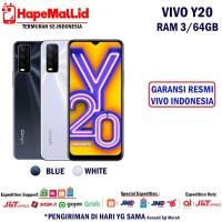 VIVO Y20 RAM 3/64GB GARANSI RESMI VIVO TERMURAH
