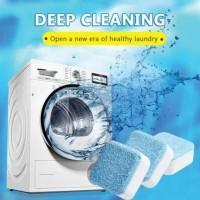 Tablet Pembersih Mesin Cuci / Deep Cleaning Washing / Penghilang Bau