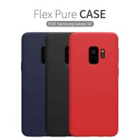 SAMSUNG GALAXY S9 SOFT CASE NILLKIN FLEX PURE ORIGINAL SILICONE CASING