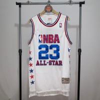 Jersey Basket Swingman NBA Allstar 2003 Chicago Bulls Michael Jordan