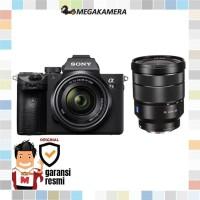 Mirrorless Sony Alpha A7III kit 28-70mm Camera A7 III With 16-35mm F4