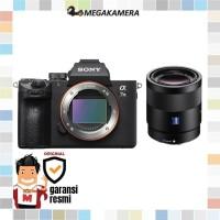 Sony Alpha 7III / a7 III Mirrorless 7 Mark3 Camera A7III + FE 55mmf1.8