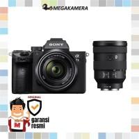 Sony Alpha A7III kit 28-70mm Camera A7 III With 24-105mm F4-Kamera