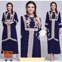 Dress Dolce Busui Gamis Maxi Dress Muslim