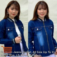 Outer Manset Outer Jaket Jeans