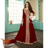 Dress Shagun 2in1 Big Size Gamis Maxi Dress Muslim Jumbo