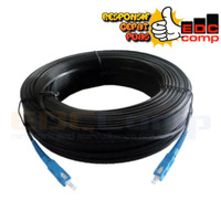 Kabel FO Preconnectorized 100 Meter/Precon Fiber Optic 100M Dropcore