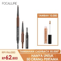 FOCALLURE Eyebrow Automatic 3in1 Waterproof FA64