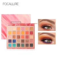 FOCALLURE Shimmer eyeshadow palette 30colors EndlessPossibilities FA82