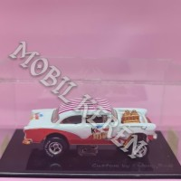 Hot Wheels Custom 55 Chevy Bel Air Gasser Kinder Joy For Girls