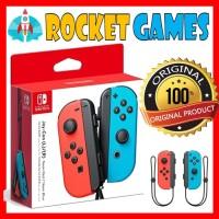 Nintendo Switch - JoyCon (L/R) - Neon Red / Neon Blue