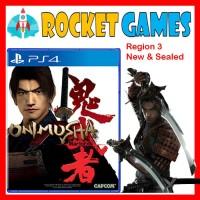 PS4 Onimusha Warlords Reg 3 / English
