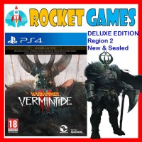 PS4 Warhammer Vermintide 2 Deluxe Edition (R2/Eur/English)