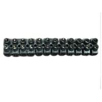 Klustin sambungan kabel listrik hitam 25mm terminal krustin 25 mm