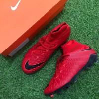 sepatu bola anak originals Nike hypervenom phantom 3 DF FG Jr