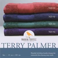 Terry Palmer Morning Whistle Handuk Mandi Premium katun Bamboo - ND01 50x100cm