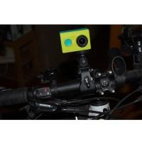 Mount Gagang Sepeda untuk Xiaomi Yi / Yi 2 4K / GoPro Hero 3/2/1