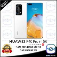 Huawei P40 Pro Plus 8/512 Ram 8gb Rom 512gb Garansi Resmi - White