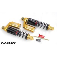 SHOCK YSS G SERIES YAMAHA NMAX 2020 BLACK GOLD