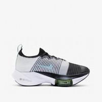 Nike Air Zoom Tempo Next% Women's Running Shoes - Black/White
