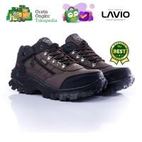 Sepatu Safety Ujung Besi Keren Outdoor Proyek Kerja Garansi Original