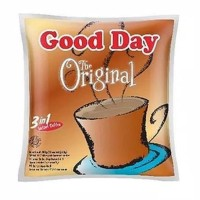Good Day Kopi Original Isi 50 Sachet x 20 Gram