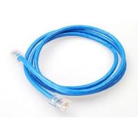 Kabel LAN 1 M Terpasang Konektor RJ45 Straight