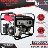 Mesin Genset Honda EZ 3000 CX 2000 Watt Generator Set EZ3000CX