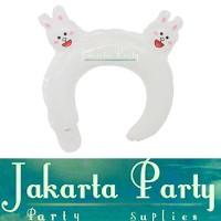 Balon Bando Karakter Line Cony / Animal Headband / Balon Bando Anak