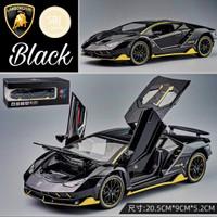 DIECAST Miniatur MOBIL Lamborghini Skala 1:24 Metal Collection