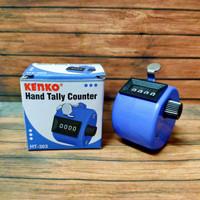 Kenko Hand Tally Counter / Alat Penghitung HT-303 Multicolor