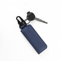 Gantungan Kunci Mobil Motor Carabiner Dompet STNK Kain Slim - PHKC1080