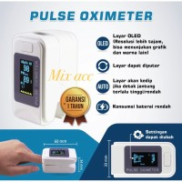 Oximeter pulse LK89 Oxymeter Oksimeter Fingertip Pulse SPO2 PRbpm LK89