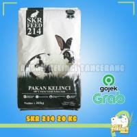 makanan kelinci SKR 214 isi 20 kg khusus go send