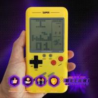 Game Watch Tetris Classic Mini Brick Game Gimbot Jadul Klasik Retro