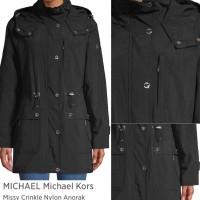 long parka jacket hitam terbaru♥️