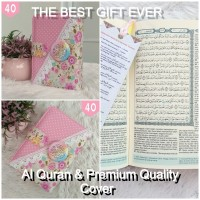 ALQ15 Al Quran & Mushaf AlQuran Al Azhar Cover Sampul Terjemah an A6 - Tanpa Nama