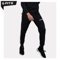 SFIDN FITS Trainflex Celana Jogger Training Olahraga Lari Gym Fitness - S