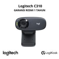 LOGITECH C310 HD Webcam 720p - GARANSI RESMI